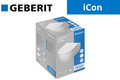 🌟 Инсталляция Geberit + унитаз Geberit iCon Rimfree 500.784.01.1